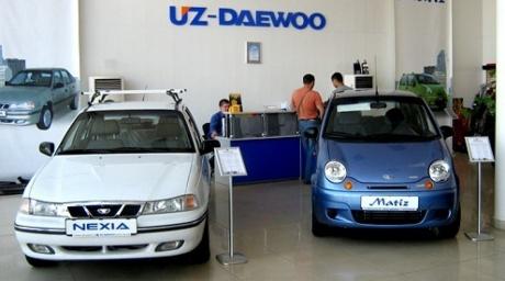 автомобиль узбекский фото